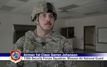 139th Security Forces Squadron Use of Force Training