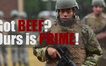 Got BEEF? Ours is Prime!