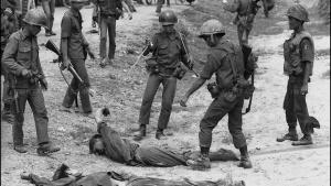 Vietnam Marine Receives the Silver Star Medal