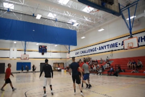Shaw Aie Force Base 3 0n 3 Basketball Tournament