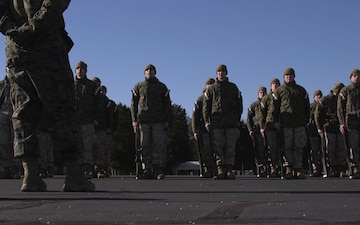 Officer Candidate School Close Order Drill