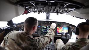 E-11A BACN Pre-Flight Footage