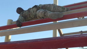 Day Zero at Air Assault School