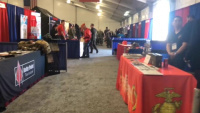 Camp Pendleton Hosts the 2019 Marine West Expo (Hyperlapse)