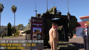 Camp Pendleton Hosts the 2019 Marine West Expo