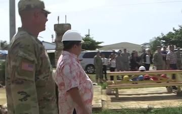 House 546 Saipan Recovery Operations