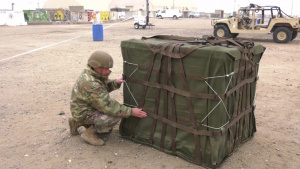 Air Assault Sling Load Training