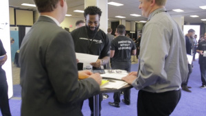 Marines Partner with 2019 BEYA STEM Career Fair & Conference