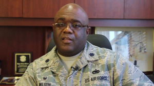 Airman reflects on Black History Month