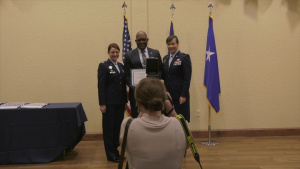 Honorary Commander Induction Ceremony 2019