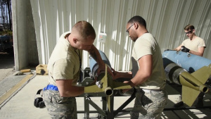 52 Maintenance Squadron Airmen Training with Portuguese Air Force