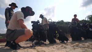 Cobra Gold 19: Royal Thai, ROK, US Navies Conduct Underwater Demolition at Hat Yao Beach