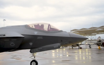 First F-35 Pilot Physician