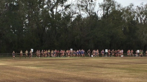 2019 Armed Forces Women's Cross Country Championship