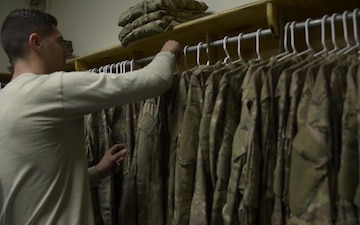 The Chaplain Corps Story - Bagram