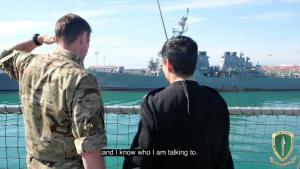 ARRC maritime meets Spanish Armada