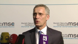 NATO Secretary General attends the Munich Security Conference