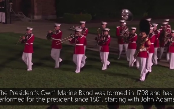 """""""The President's Own"""" 