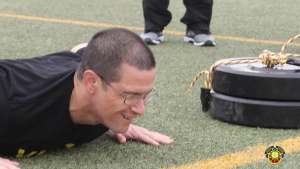 Army Combat Fitness Test Prep