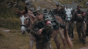 Pack Animals - the German Mountain Infantry Brigade (IT with Music)