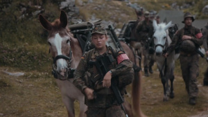 Pack Animals - the German Mountain Infantry Brigade (IT Version)