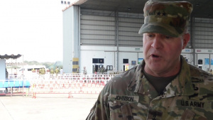 Cobra Gold 19: MG Johnson, USARPAC Deputy Commander NEO Interview