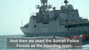 Multinational Search and Seizure Exercise In Horn of Africa