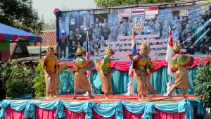 "Cobra Gold 19: ""Dance of Kinnarees"" at Bankoh-I-Duan School Dedication Ceremony B-Roll"