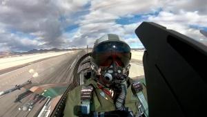SECAF Visits Nellis AFB