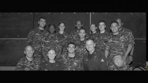 Navy All Hands: Breaking Down Walls