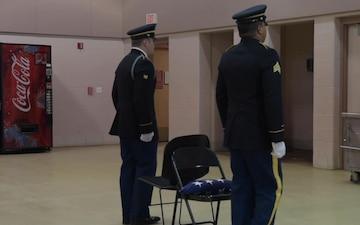 Spc. Brandon Cohoon - Michigan Soldier of the Year Nominee