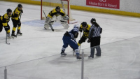 Army vs. Air Force Hockey Game B-roll Package 2