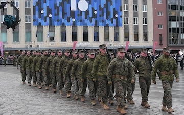 Estonia Independence Day Parade 2019 (TV Package)
