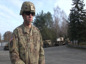 101st Brigade Support Battalion conducts distribution convoy operations