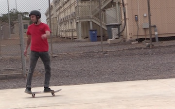 Resiliency Through Skateboarding-No Graphics