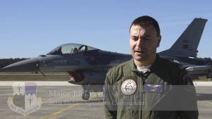 480th Fighter Squadron trains with our NATO Allies in Portugal