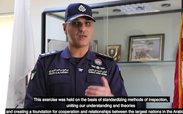 2019 VBSS Bahrain, Capt. Saleh Alfodary