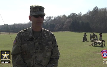 Army Reserve drill sergeant shares his All Army experience