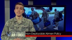 Around the Air Force: Non-Deployable Airmen / Venezuela Aid/ Red Flag