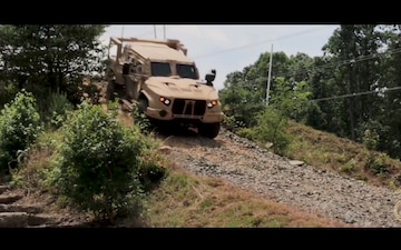 New Wheels: First JLTV's are Fielded to SOI-W, MCB Camp Pendleton