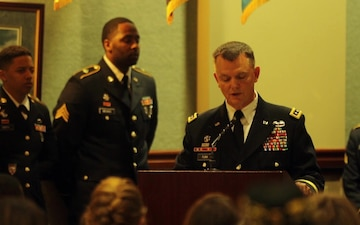 Distinguished Service Cross Ceremony for Maj. Thomas G. Bostick Jr.
