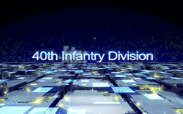 Welcome Back HHQ-Co, 40th Infantry Division