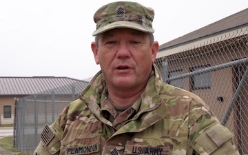 Interview of CSM Rodney Plamondon