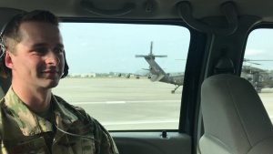 PATRIOT South 19 - National Guard Soldiers and Airmen train together for exercise