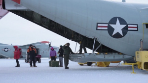 180th Fighter Wing SMSgt Carter goes to Antarctica