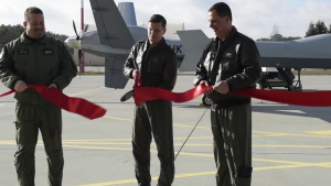Miroslawiec Air Base, Poland; Detachment 2 becomes Fully Operational