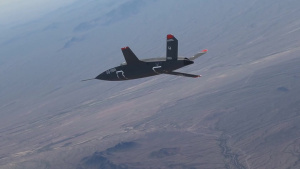 XQ-58A First Flight