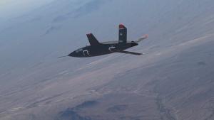 XQ-58A First Flight