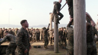 Marines, Sailors commemorate Chosin Reservoir with PT (Package/Pkg)
