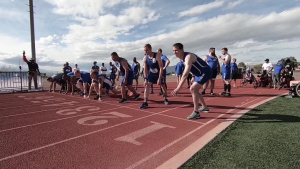 Track - Air Force Trials 2019